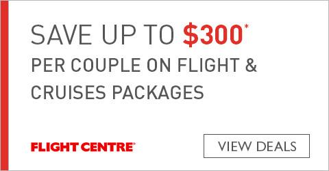 Save on Flight Centre
