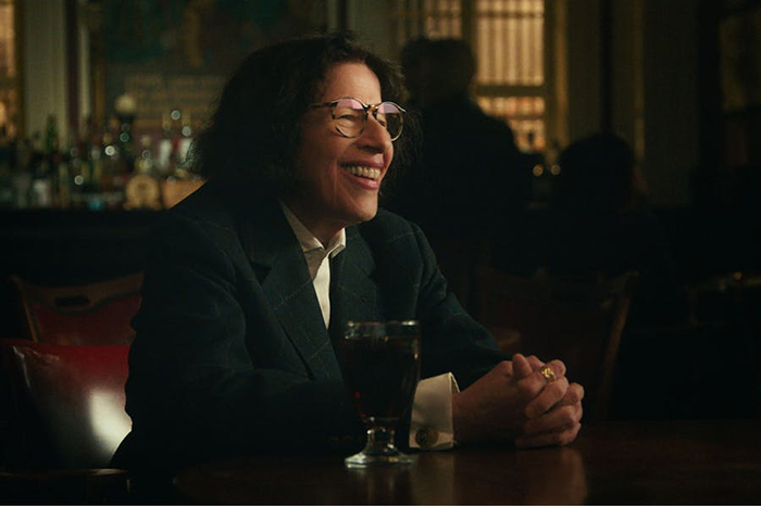 Fran Lebowitz loves New York more than you do