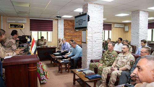 NATO and Iraq strengthen cooperation on defence education