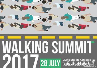 2017 New Zealand Walkign Summit.