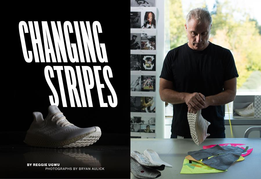 Paul Gaudio, Adidas's quiet creative director, talks about how the 67-year-old brand harnessed the rise of 24/7 sneaker culture.
