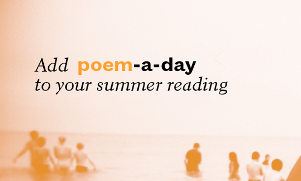 Sign up for Poem-a-Day