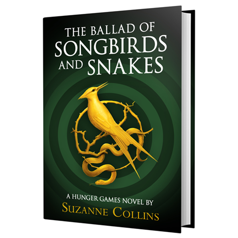 urrently cannot deliver to school addresses.remove The Hunger Games: The Ballad of Songbirds and Snakes (A Hunger Games Novel)