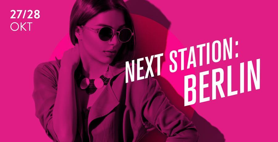 Next Station: Berlin