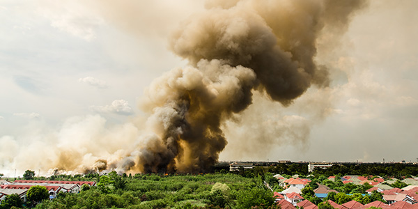 Is your business insured against natural disasters?